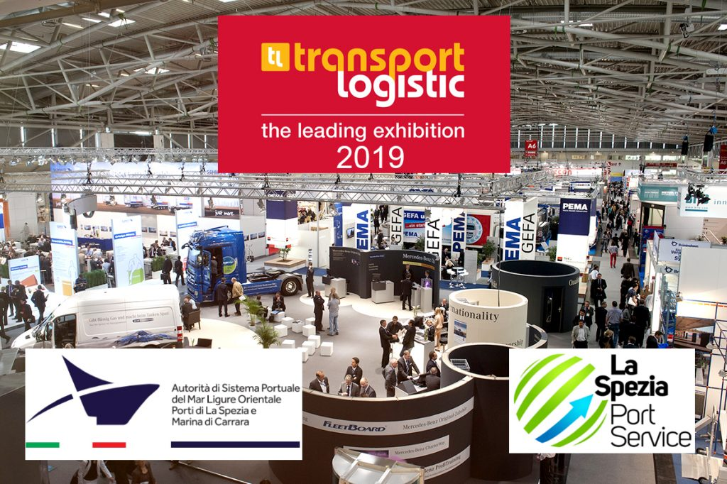 LSPS a Transport Logistic 2019 Monaco di Baviera